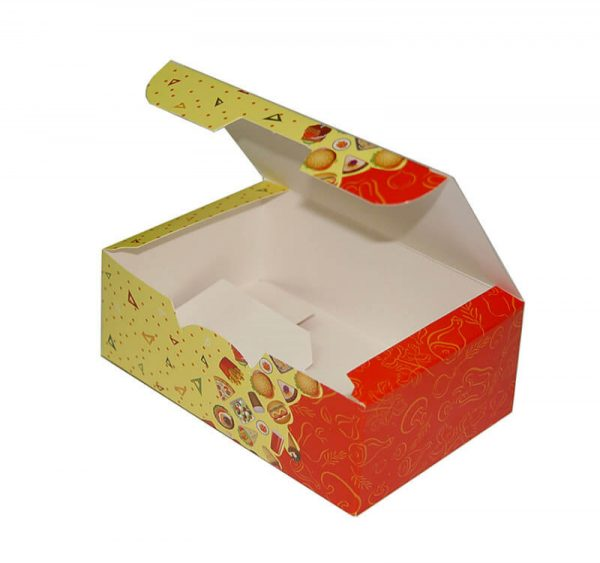 Kutija za poneti 150х91х70 mm Rog Izobilja (225 kom/pak)