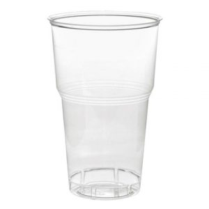 Čaša 500ml providna (50 kom/pak)