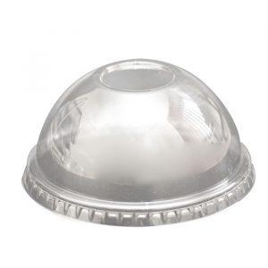 Poklopac 420/500ml, d=98mm, kupola bez otvora, visoka, za čaše / ambalažu za deserte Tambien (50 kom/pak)