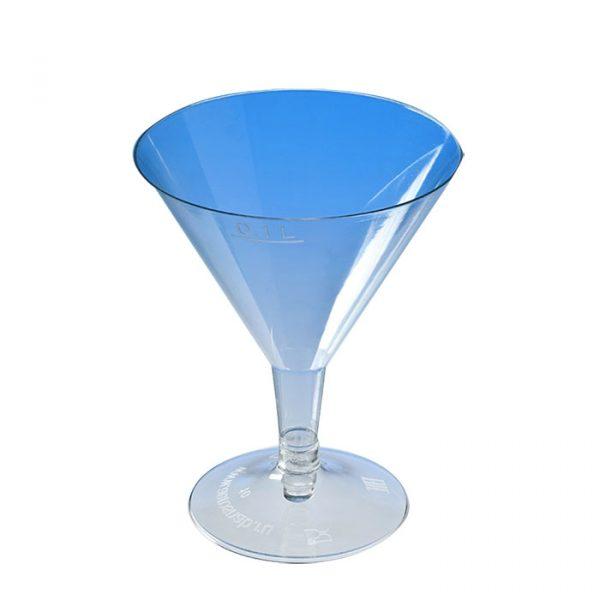 Čaša za Martini PS 100 ml providna