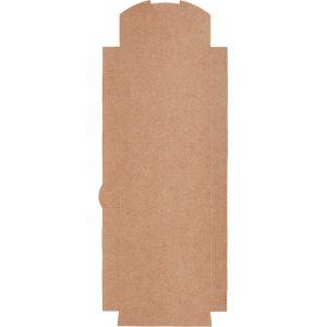 Kutija za wrap, kebab i tortilju 210x80x60mm, kraft (400 kom/pak)