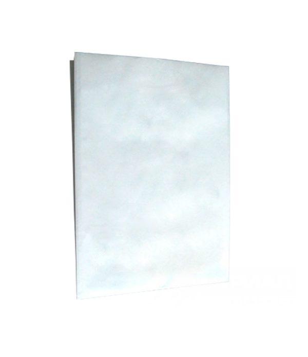 Papirna kesa 145×90х320 mm biejla laminiran (1000 kom/pak)