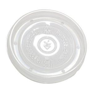 Papirnata posuda sa poklopcem Fiesta za toplu hranu 500 ml, d=98mm h=99mm, 200 kom (komplet)