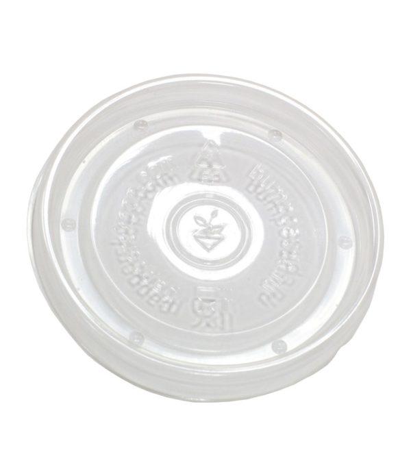Poklopac plastični d=98mm za papirnatu posudu (40 kom/pak)