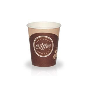 Papirna čaša 1-sl 400 ml d=90 mm Coffee take away (50 kom/pak)