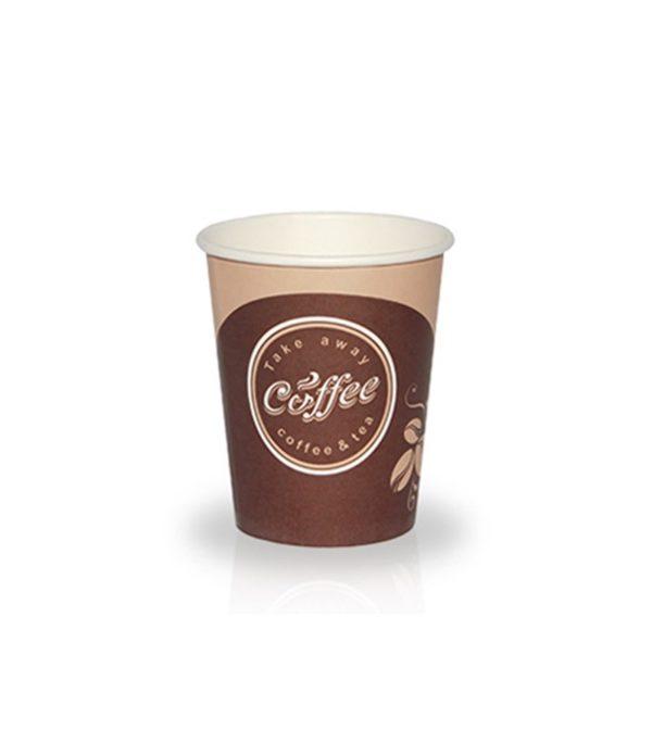 Čaša 400 ml papirnata d=90 mm Coffee take away (50 kom/pak)