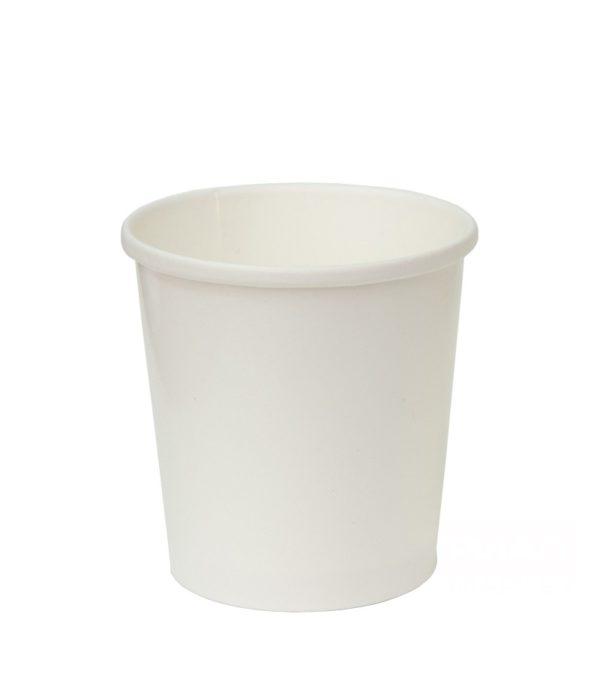 Kartonska posuda za supu 500 ml d=98mm h=99mm bijela (25 kom/pak)