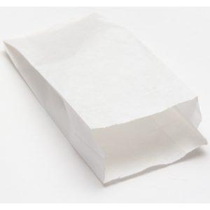 Papirna kesa 140х60х290mm bijela (3000 kom/pak)