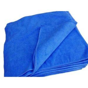 Krpa od mikrovlakana univerzalna 35x35cm plava