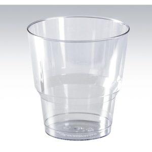Čaša 200ml providna Kristal (50 kom/pak)