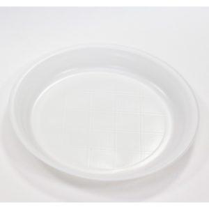Tanjir PS bijeli d=205 mm (1000 kom/pak)