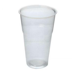 Čaša PP 330 ml providna (50 kom/pak)