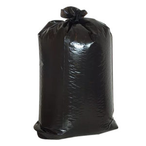 Kesa za smeće 120 L crna ultra jaka, LDPE+HDPE (50 kom/pak)