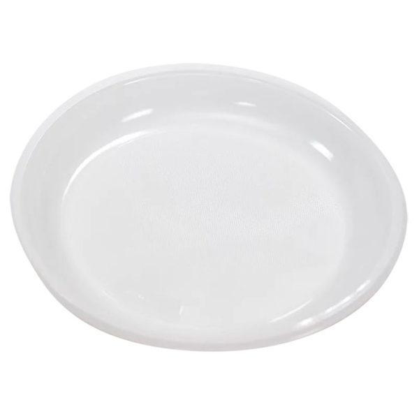 Tanjir plastični d=220 mm PP (100 kom/pak)
