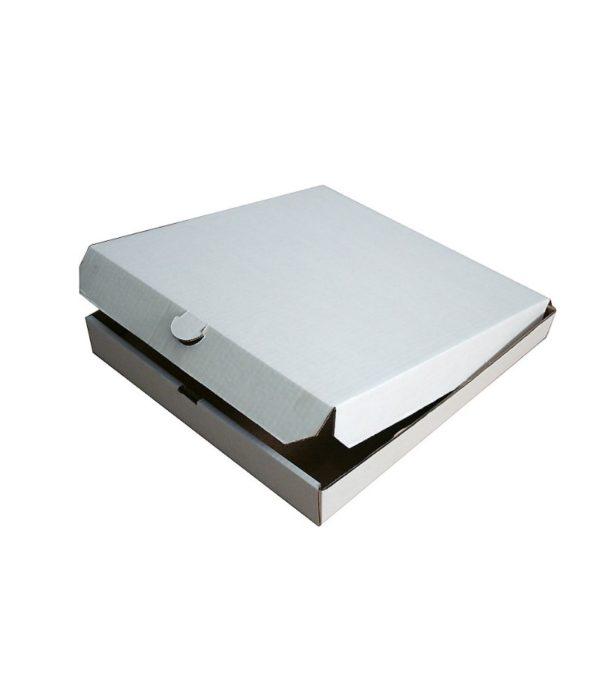 Kutija za picu 250х250х40mm mikro valoviti karton (50 kom/pak)