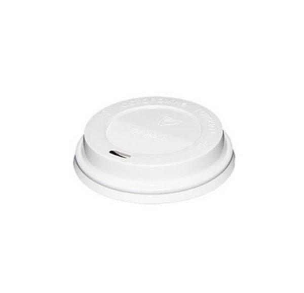 Poklopac sa bočnim otvorom PS d=90 mm bijela (100 kom/pak)