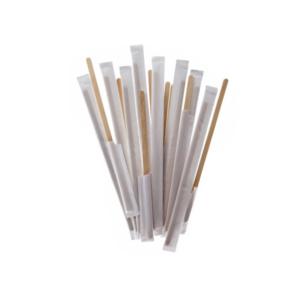 Štapić za mešanje drveni 178 mm pojedinačno pakovanje 250 kom/pak
