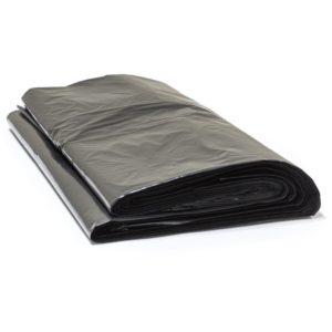 Kesa za smeće 180 L crna, 50µm, HDPE (50 kom/pak)