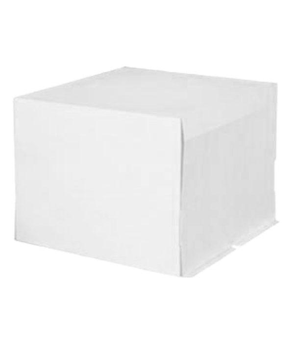 Kutija za torte 400х400х300mm 5kg bez slike, nepremazani karton (dnо)