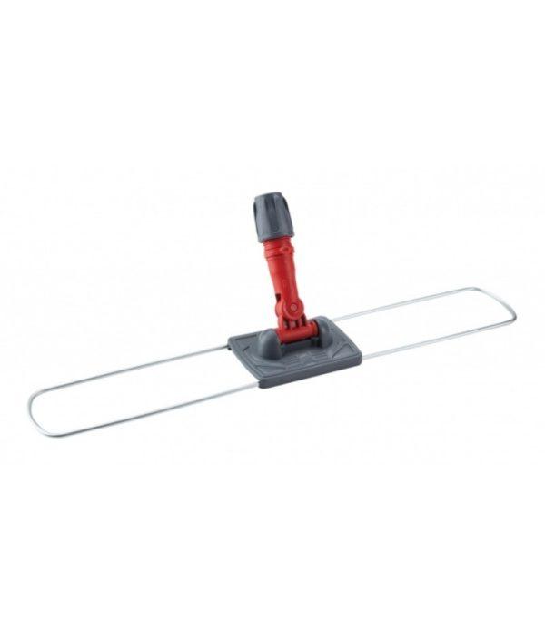 Držač za brisač poda za mokro brisanje 80х10cm sa metalnim ramom (NT183), džep