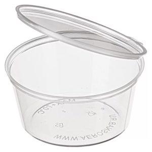 Posuda za sos sa poklopcem 80 ml, PP (80 kom/pak)