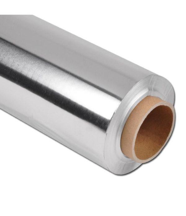 ALU folija 300 mm x 80 m, 9 µm