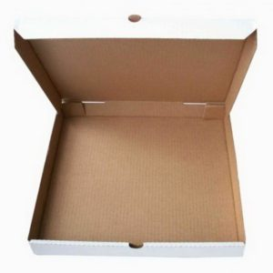 Škatla za pico 400x400x40mm, mikro-val karton