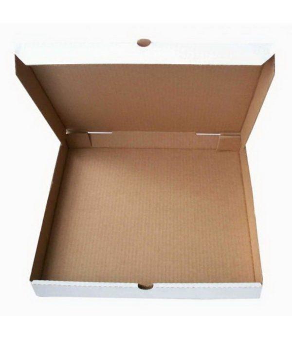 Kutija za picu 400x400x40 mm, mikro valoviti karton (50 kom/pak)
