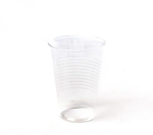 Čaša 200ml bela PP (100 kom/pak)