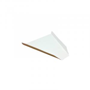 Podložak za picu trougao 172×180 mm kraft (20 kom/pak)