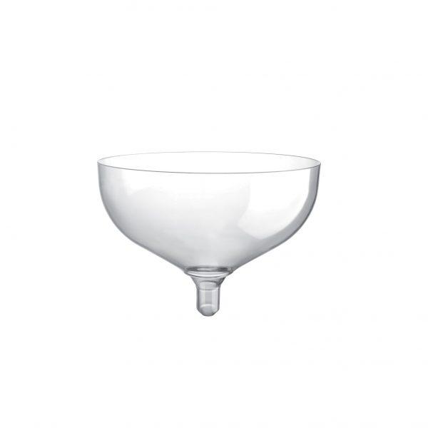 Čaša za šampanjac PS 180 ml Gold Plast providna (20 kom/pak)