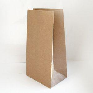 Kesa papirnata 220х120х290 mm kraft 50 g (1000 kom/pak)