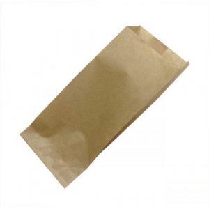 Kesa papirnata 80x45x185 mm, kraft (500 kom/pak)
