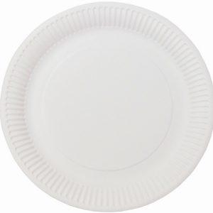 Tanjir TF ECO d=230 mm, bijeli (50 kom/pak)
