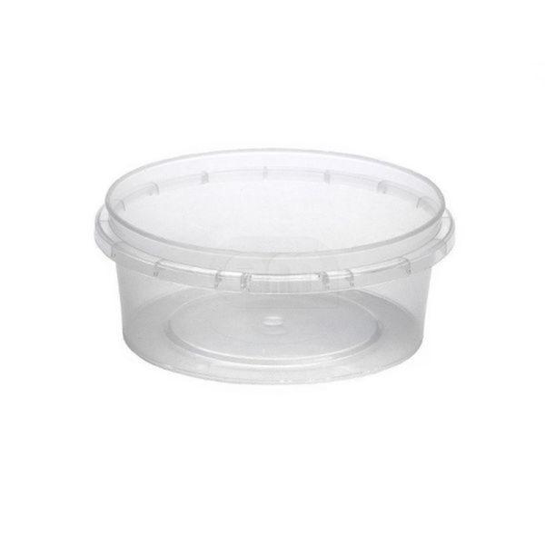 Posuda PP za sos sa poklopcem 125 ml , 70 kom (komplet)