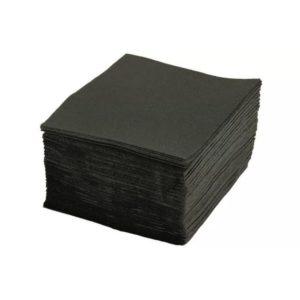 Salvete papirnate 1sl 33x33 cm 300 l/pak TaMbien crne