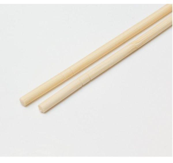 Štapići za jelo u pojedinačnom pakovanju okrugle (100 kom/pak)