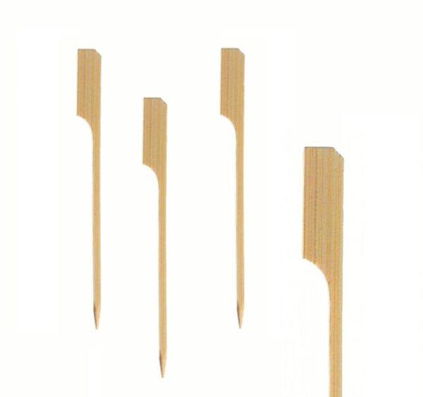 Bockalica od bambusa za kanapee Golf 12 cm 100 kom/pak