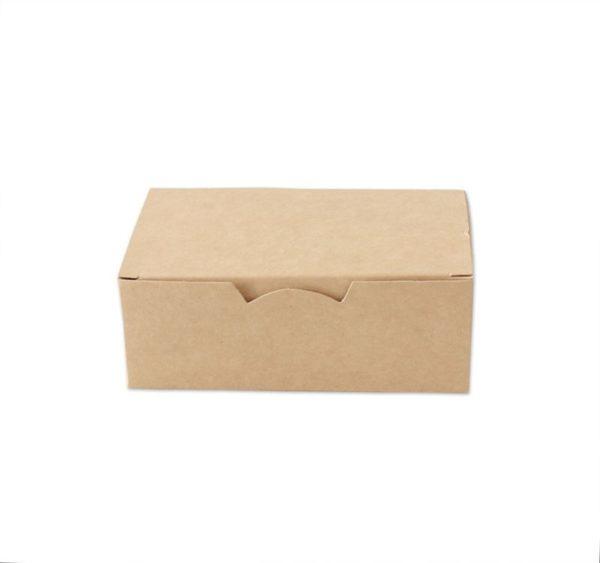 Kutijaza poneti 115х75х45mm Ecoline kraft (50 kom/pak)