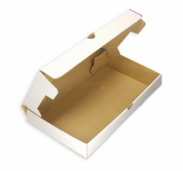 Pakovanje PM 33x23cm beli valoviti karton (50 kom/pak)