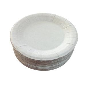 Tanjir d=230mm beli glaziran (250 kom/pak)