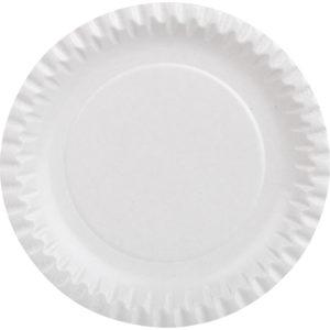 Tanjir d=180 mm beli, lakirani (100 kom/pak)