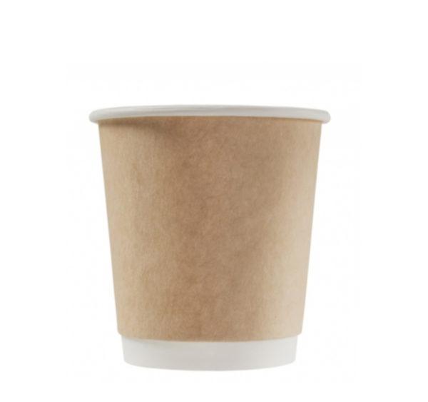 Čaša papirnata dvoslojna 250 (25 kom/pak)