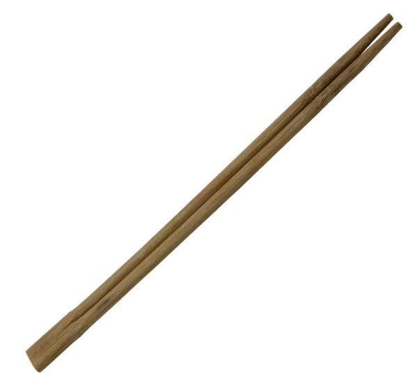 Štapići za jelo u pojedinačnom pakovanju, braon (100 kom/pak)