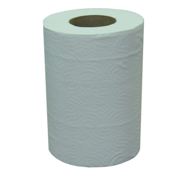 Ubrus papirnati 2sl 60m ToMoS centralno izvllacenje bela