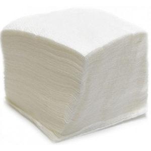 Papirne salvete 1sl 25×25 cm 50 listov bijele (60 kom/pak)