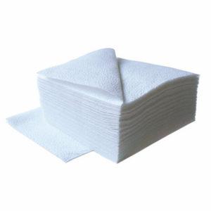 Papirne salvete 1 sl 24×24 cm 400 l/pak bijele TaMbien