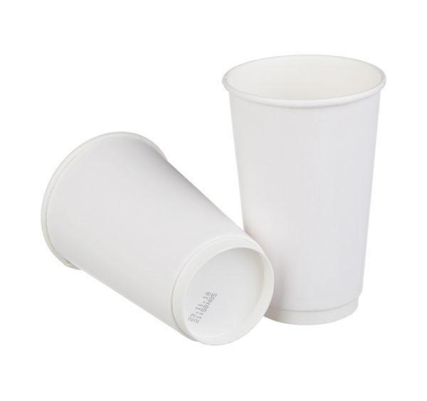 Čaša papirnata 2sl 400 (18 kom/pak)