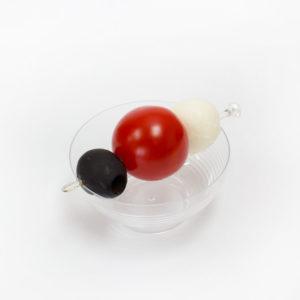 Zdjela Čaša mini d-65mm PS, 70 ml prozirna (100 kom/pak)