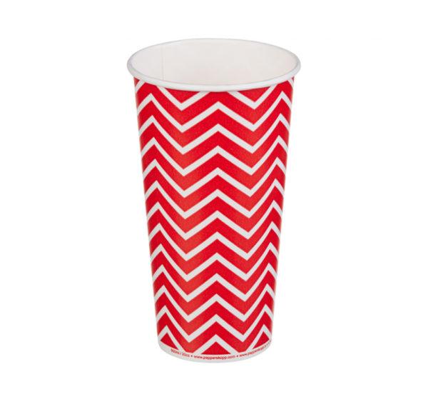 Čaša papirnata jednoslojna 500 (50 kom/pak)